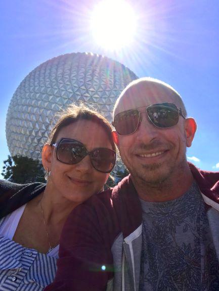 Co-founders of Orlando Microgreens, Linda & Marcus