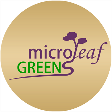 Microleaf Greens Logo