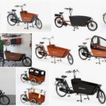 tricycle - bakfiets - box bike for produce delivery